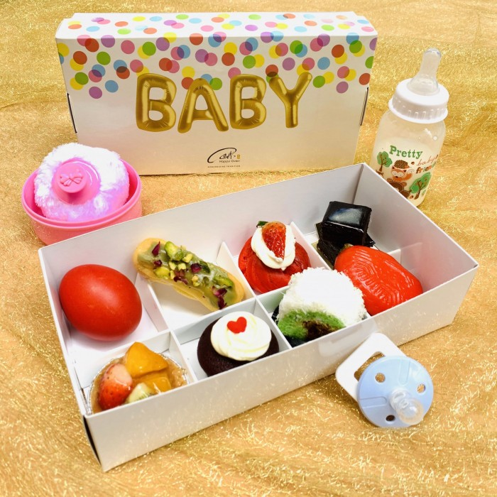 BABY SHOWER GIFT BOX (MIN 10 BOXES)