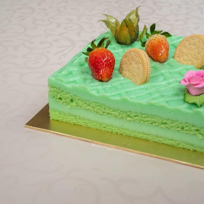 PANDAN KAYA BIRTHDAY CAKE