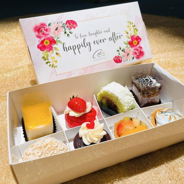 WEDDING CAKE GIFT BOX (MIN 10 BOXES)